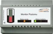 zdalna kontrola poziomu sms - MP-GSM