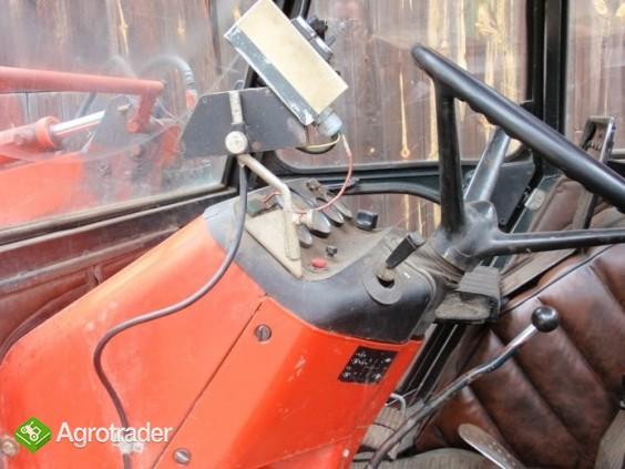 Ciągnik Zetor 5211 z Turem, rocznik 1988 - zdjęcie 4