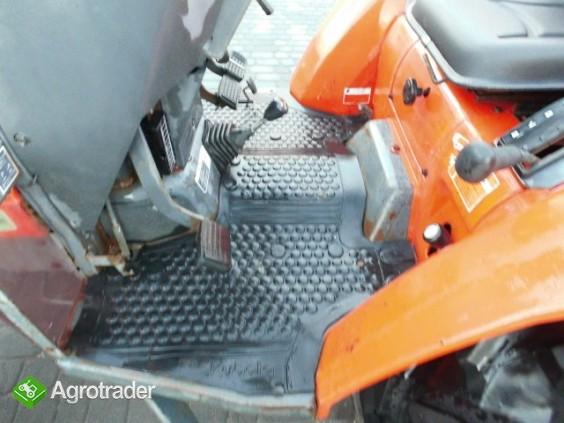 Kubota GL 25   25KM 4x4 wspomaganie rewers mini traktor iseki yanmar   - zdjęcie 5