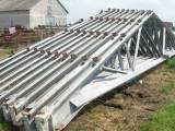 konstrukcja stalowa hali 12x54 ocynkowana