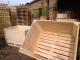 Skrzyniopalety drewniane sprzedam