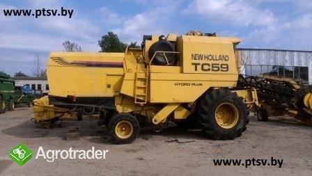 New Holland TC59 - 2001