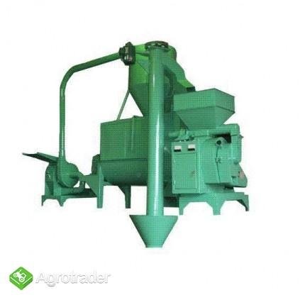 Granulator pudru i pyłu organicznego - zdjęcie 1