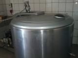 Zbiornik do mleka (Zadbany)