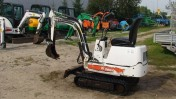 BOBCAT 316 MICRO 2006 1100mh 10KM LEASING GWR.