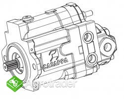 Pompa Casappa SFP30.34