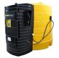 Zbiornik na paliwo - mikrostacja