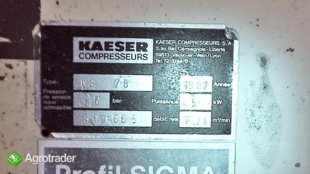 Kompresor. - zdjęcie 2