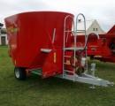 wóz paszowy DAF AGRO
