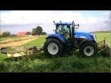 Koszenie łąk i nieużytków