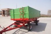 Nowe przyczepy rolnicze z wywrotem od 5 do 15 ton
