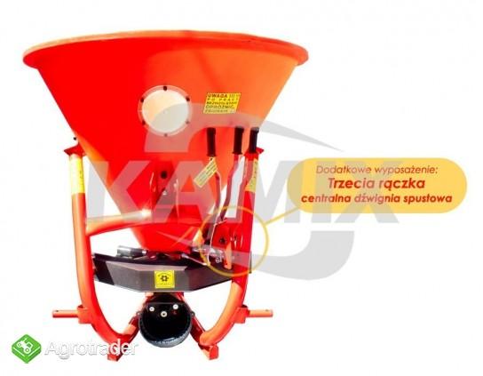 rozsiewacz lejowy turbina lejek 500  DEXWAL KAMIX - zdjęcie 2