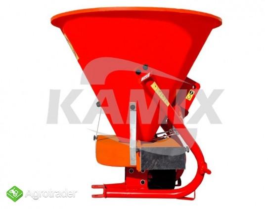 rozsiewacz lejowy sadowniczy 200 lejek rzędowy DEXWAL KAMIX - zdjęcie 2