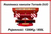 Dexwal ROZSIEWACZ NAWOZÓW TORNADO DUO 600 L 1000 KG - 2013 - 2014 - 60