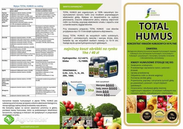 Sprzedam naturalny koncentrat kwasów humusowych - Nowość