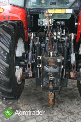 Ciągniki rolnicze MASSEY FERGUSON 5455+ŁADOWACZ FAUCHEUX Renault  - zdjęcie 3