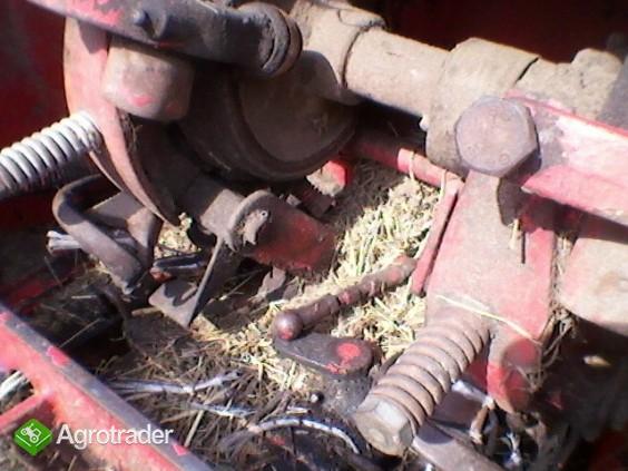 Prasa kostkująca WELGER  AP 45 - zdjęcie 2