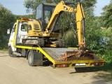 Transport maszyn budowlanych lawetą Mińsk Mazowiecki