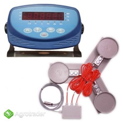 Waga elektroniczna wagi pod mieszalnik pasz M-ROL ADRAF - zdjęcie 1