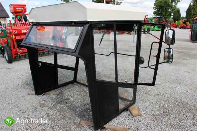 Kabina kabiny BIZON do Bizona szymczak szyszka - zdjęcie 3