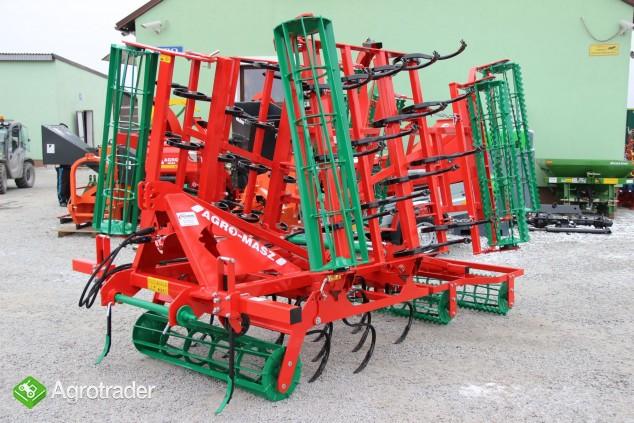 Agregat uprawowy hydrauliczny AGRO-MASZ hydraulicznie składane - zdjęcie 5