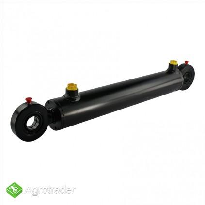 Cylinder hydrauliczny siłownik  SKOK 630 L 870 2-str działania