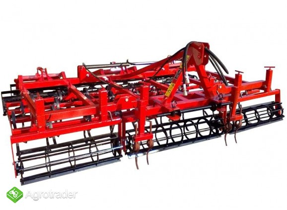 Agregat uprawowy składany hydraulicznie 3,6 KAMIX - zdjęcie 3