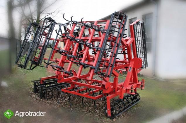 Agregat uprawowy składany hydraulicznie 4,2 KAMIX - zdjęcie 3