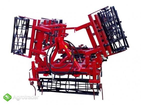 Agregat uprawowy składany hydraulicznie 4,6 KAMIX - zdjęcie 1