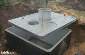 szamba betonowe z atestem i 2-letnią gwarancją najtaniej