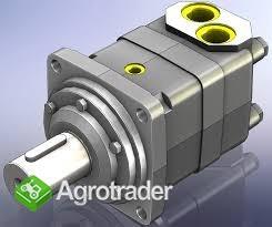 Silnik hydrauliczny OMV500 151B-3117; OMV 630; OMV800 - zdjęcie 6