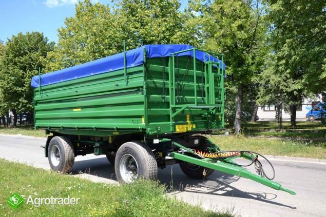 Przyczepa rolnicza PTS- 18 T