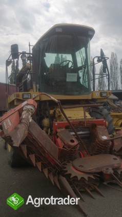 Sieczkarnia New Holland FX 375