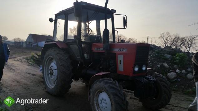 MTZ 82 Ciągnik Traktor - zdjęcie 1