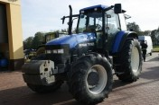 NEW HOLLAND TM 165 2001rok