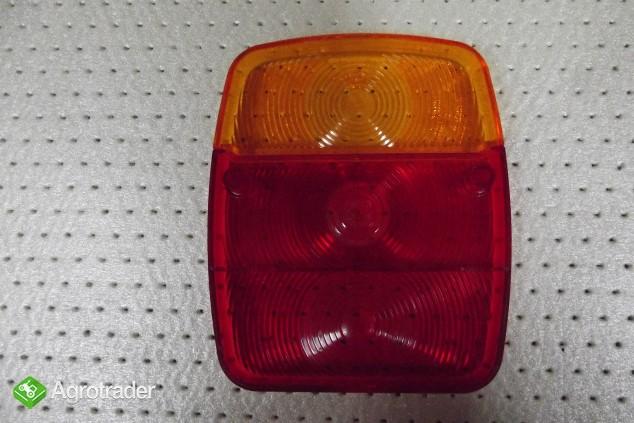 Klosz lampy przyczepki - zdjęcie 1