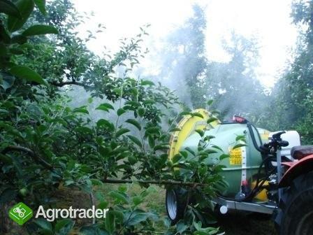 Opryskiwacz sadowniczy SP1000 - zdjęcie 4