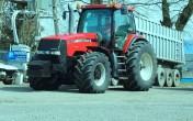 Ciągnik rolniczy CASE MAGNUM MX 270 - ROK 2002