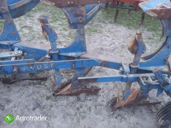 plug  frost  3 skiby hydraulicznie  - zdjęcie 1
