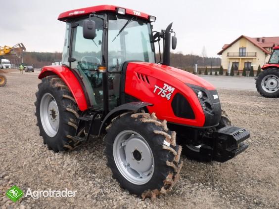 TYM T754 74KM Fabrycznie Nowy Ciągnik Dofinansowanie Dotacja silnik - zdjęcie 2