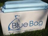Worki do sianokiszonki Blue Bag błękitne super jakość bardzo wytrzymał
