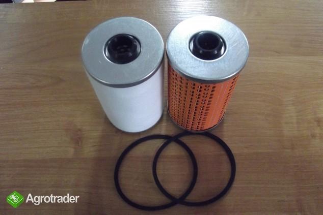 Komplet wkładów filtra paliwa URSUS, ZETOR PW804/PM805 FILTRON - zdjęcie 2