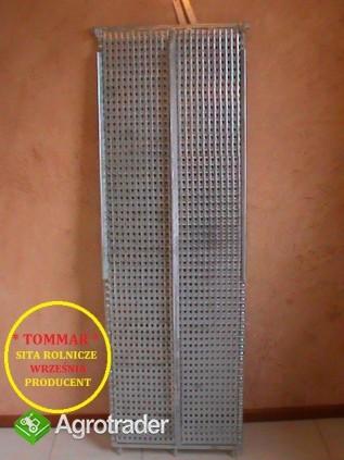 Sita do kombajnów NAPRAWA, produkcja, regeneracja *TOMMAR* - zdjęcie 6