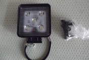 Lampa robocza prostokątna 5 LED 12V-24V 5 x 3W