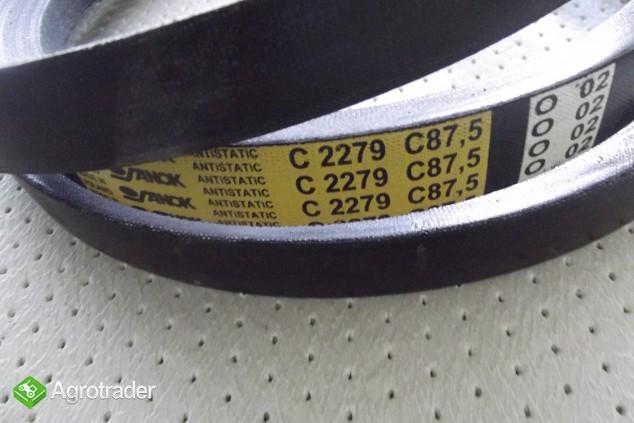 Pasy klinowe do kombajnu zbożowego BIZON Z 56 - zdjęcie 2