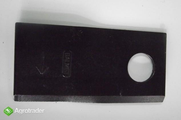 Nożyk rotacyjny zwichrowany BRZW 100/40/3 L/P FI 19 SIPMA