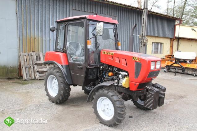 Ciągnik rolniczy pomocniczy Belarus 422.1 MTZ nowy tanio - zdjęcie 2