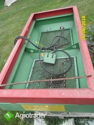 Rozsiewacz nawozu AGROMET 700L - zdjęcie 1