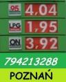 Stacje paliw Poznań kupię