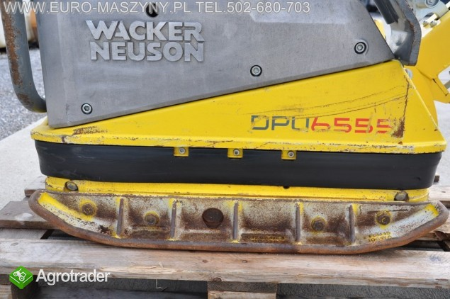 Euro-Maszyny DPU 6555 po przeglądzie filtr-olej - zdjęcie 2